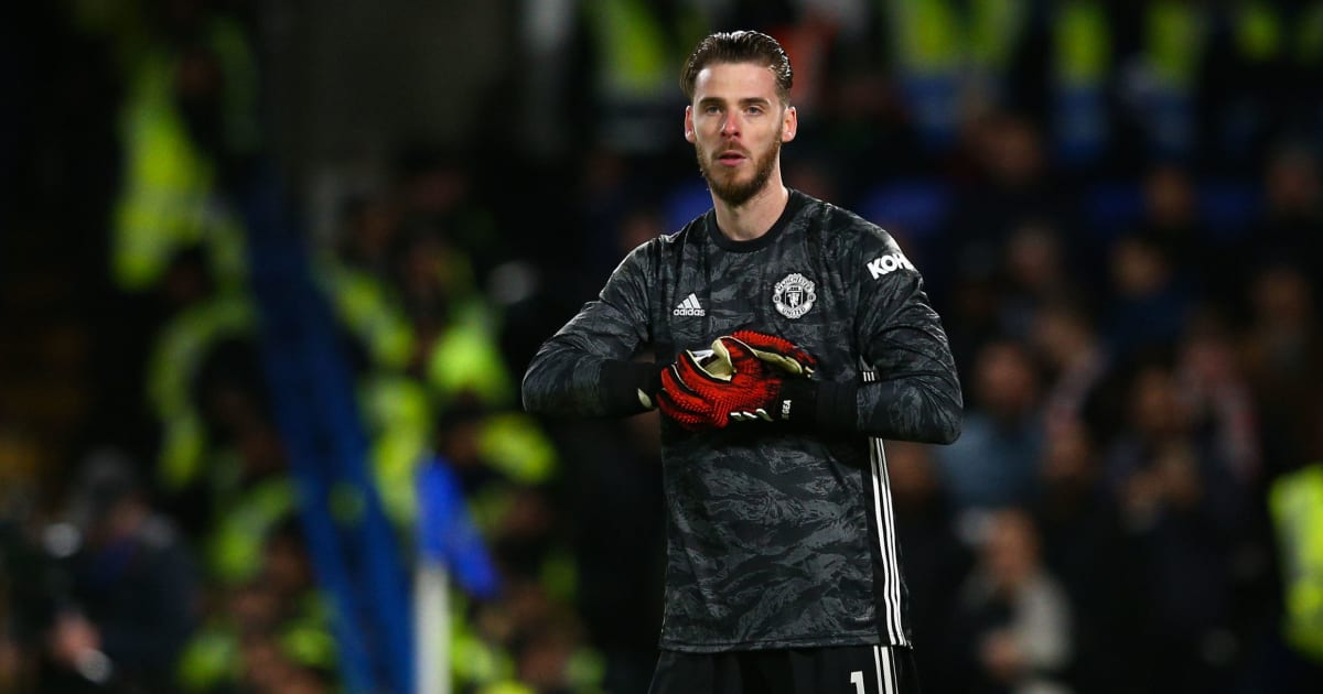 Manchester United Could Sell David de Gea in the Summer In Order To Raise Funds - Report