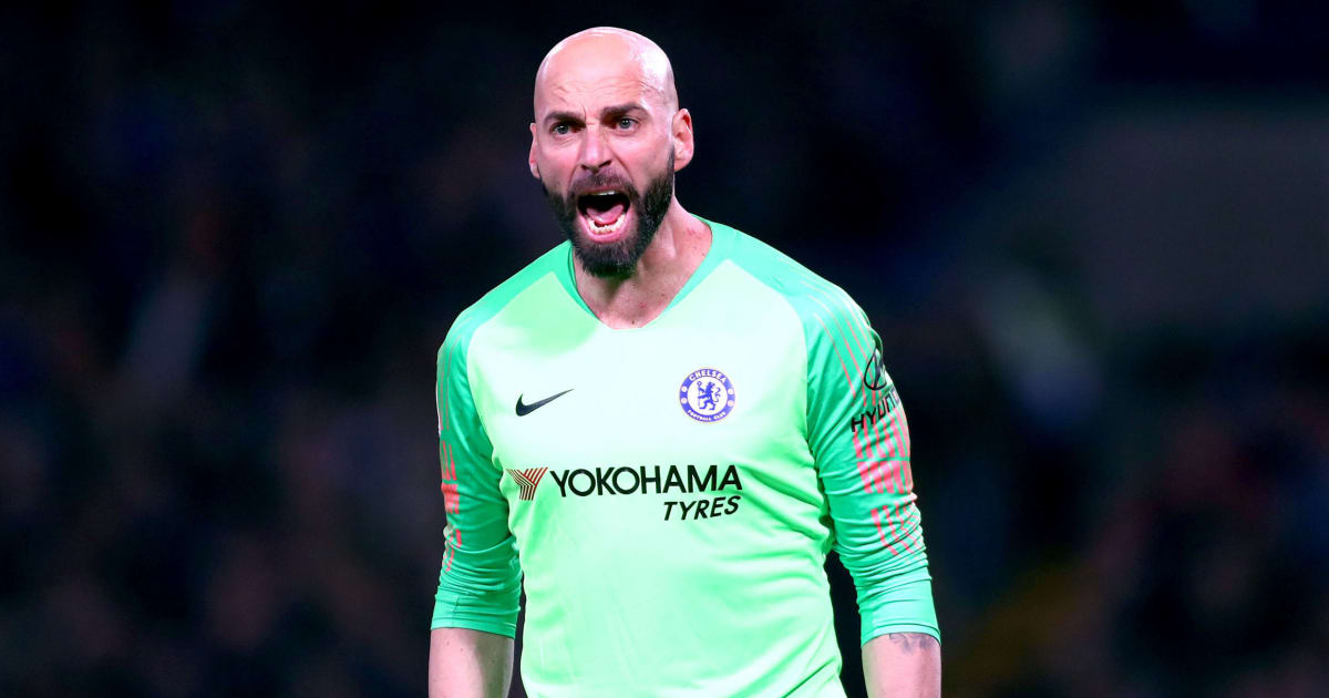 West End Auto >> Willy Caballero Reveals How Chelsea Number One Kepa ...