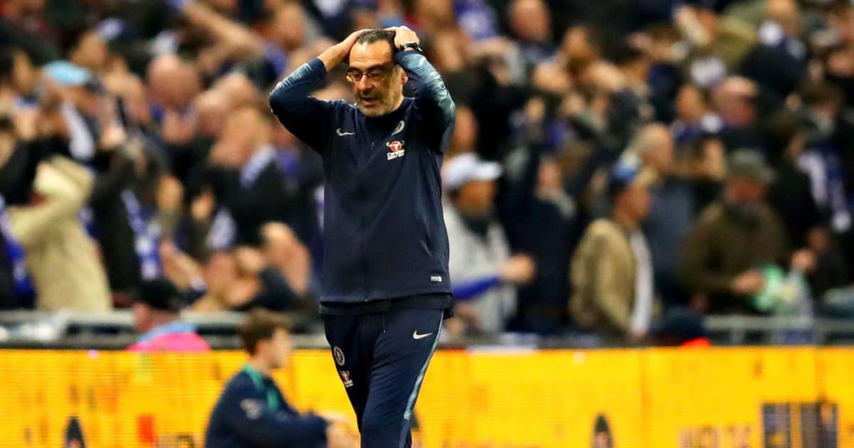 HLV Sarri và Kepa nói gì sau vụ bật nhau ở chung kết League Cup?