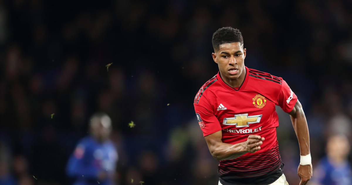 Marcus Rashford Set for New 6-Year Man Utd Contract After 'Breakthrough in Negotiations'