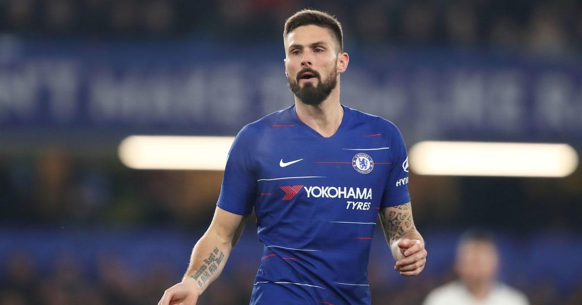 Olivier Giroud Hopeful of Chelsea Contract Extension Despite Arrival of Gonzalo Higuain