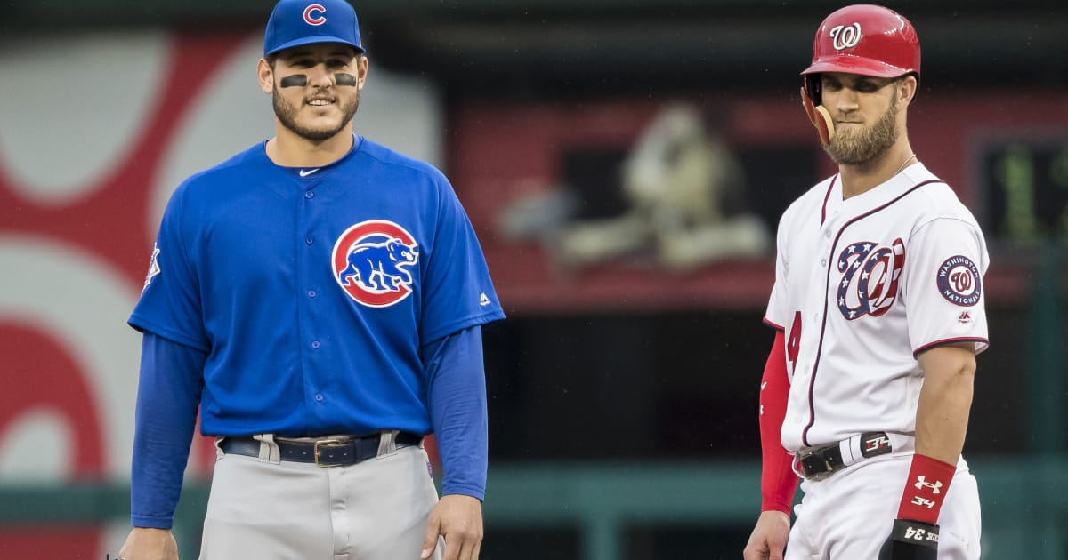 size 40 8b76a 55bb9 REPORT: Cubs Trying to Clear Payroll for Bryce Harper | 12up
