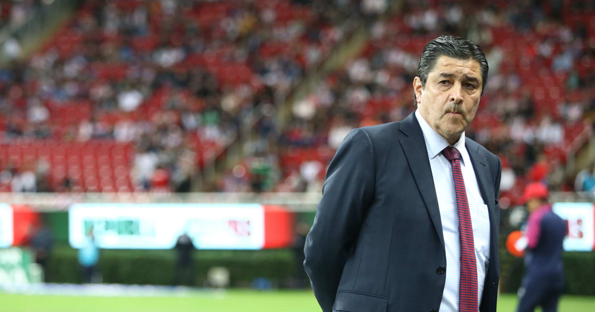 Amaury Vergara le habría dado el respaldo a Luis Fernando Tena para el 2020 - 90min