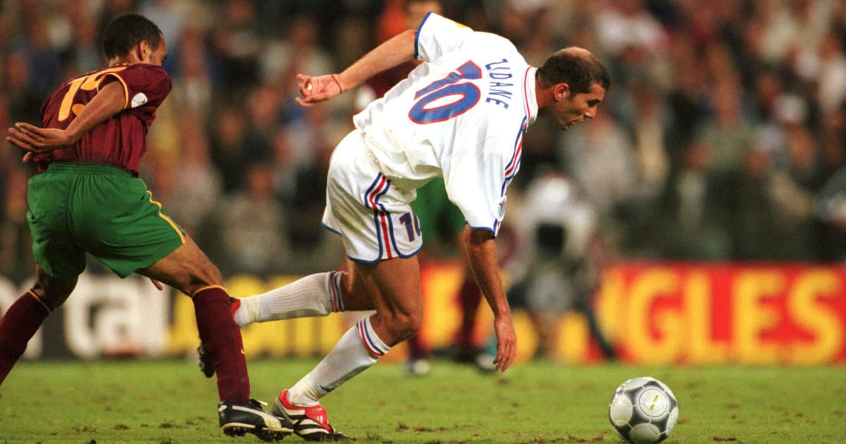 France 2-1 Portugal: Zinedine Zidane Masterclass Puts Les Bleus Into Euro 2000 Final