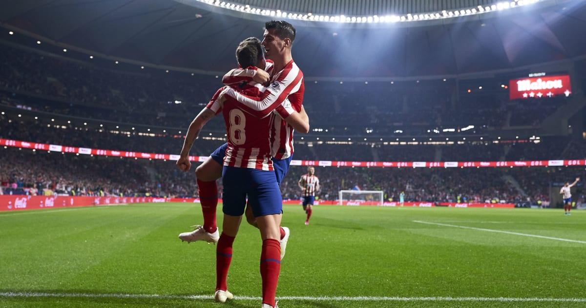 Atlético de Madrid 1 - 1 Alavés: resumen, resultado y ...  |Atlético Madrid--alavés