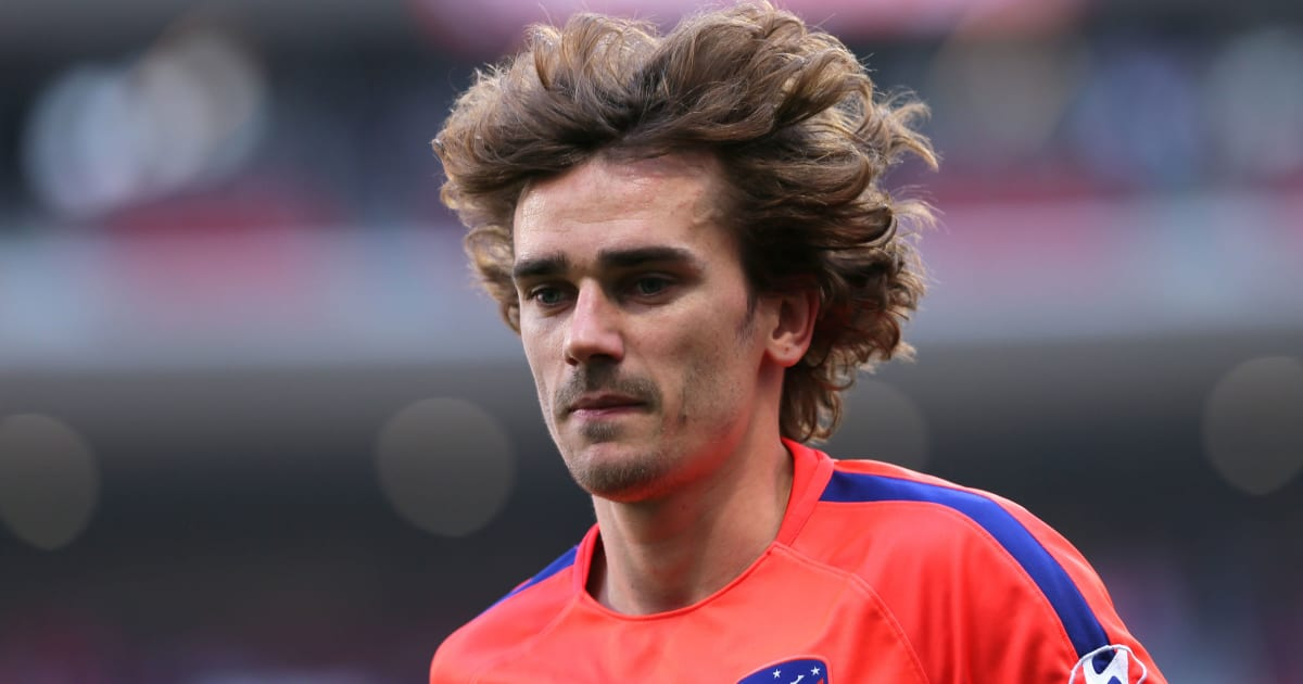Antoine Griezmann Refuses To Return For Pre Season Training With Atletico Madrid 90min