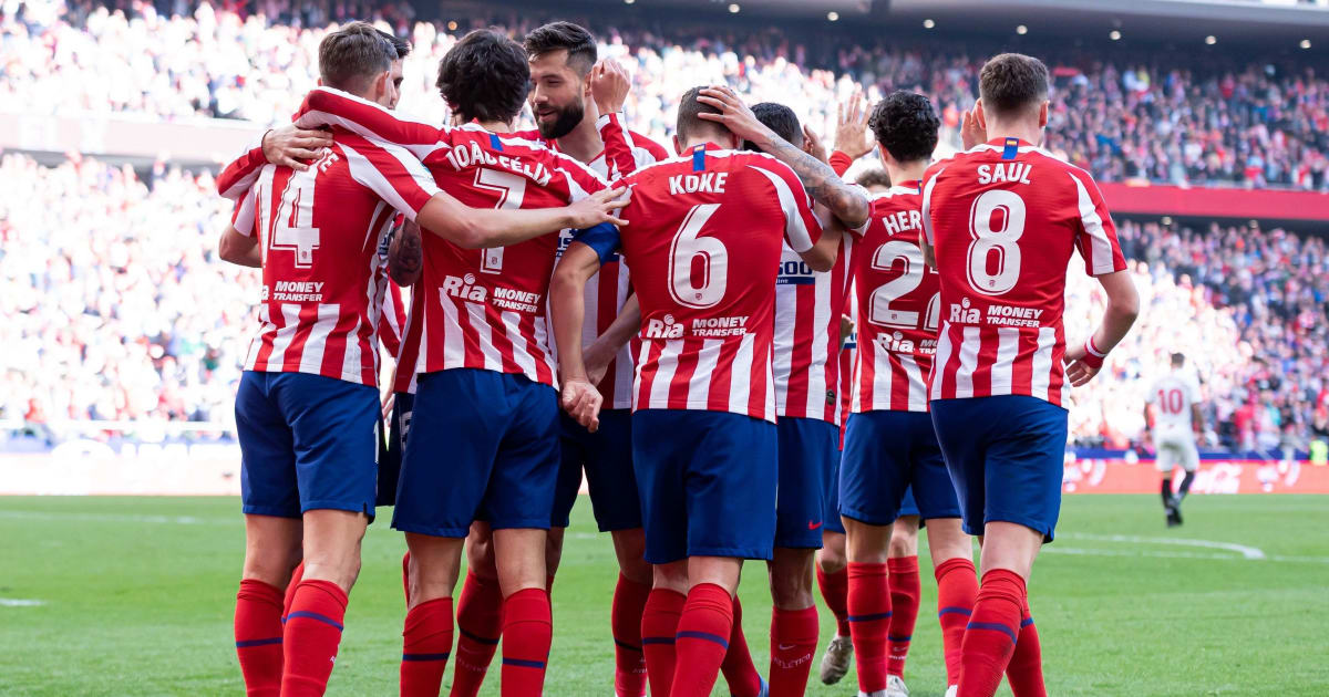 Dream Atletico Madrid Squad For 2020 21 Including New Signings Transfers Out Squad Numbers 90min