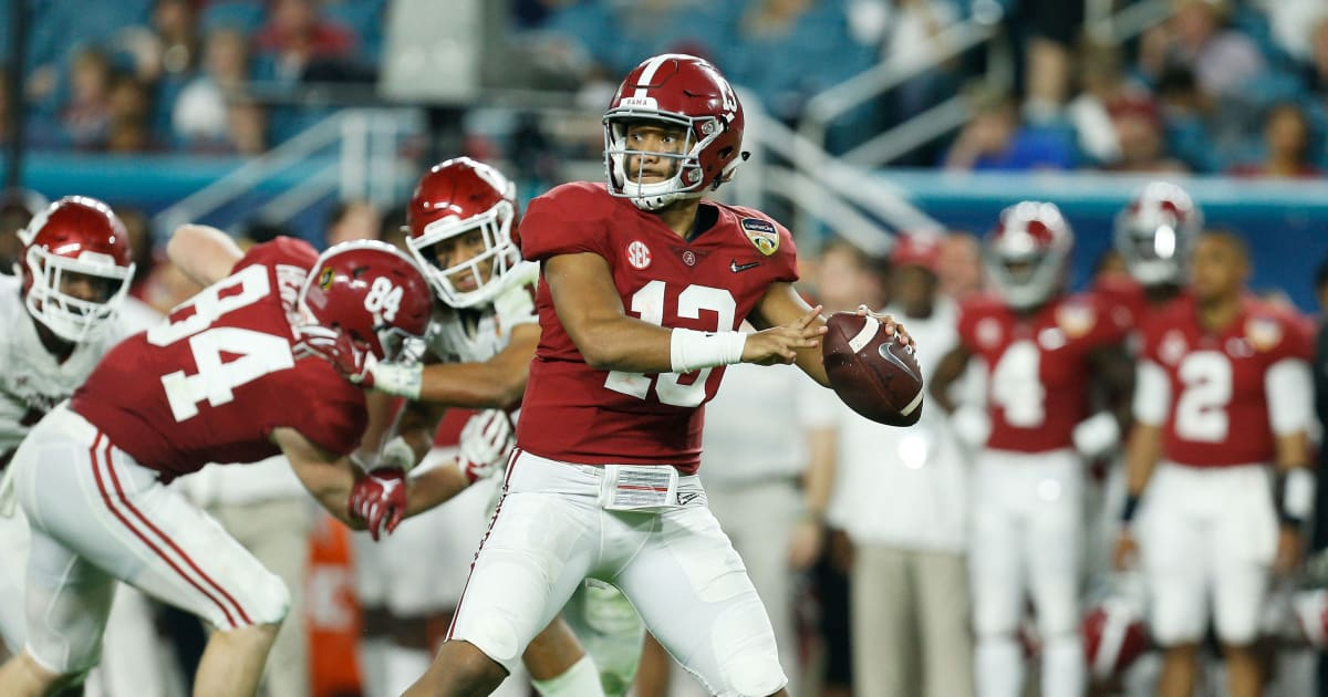 national championship college football betting line