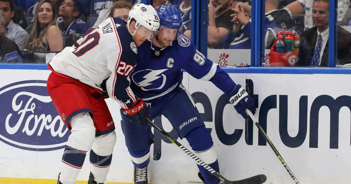 Lighting Jacket: Lightning Vs Blue Jackets NHL Playoffs Live Stream Reddit