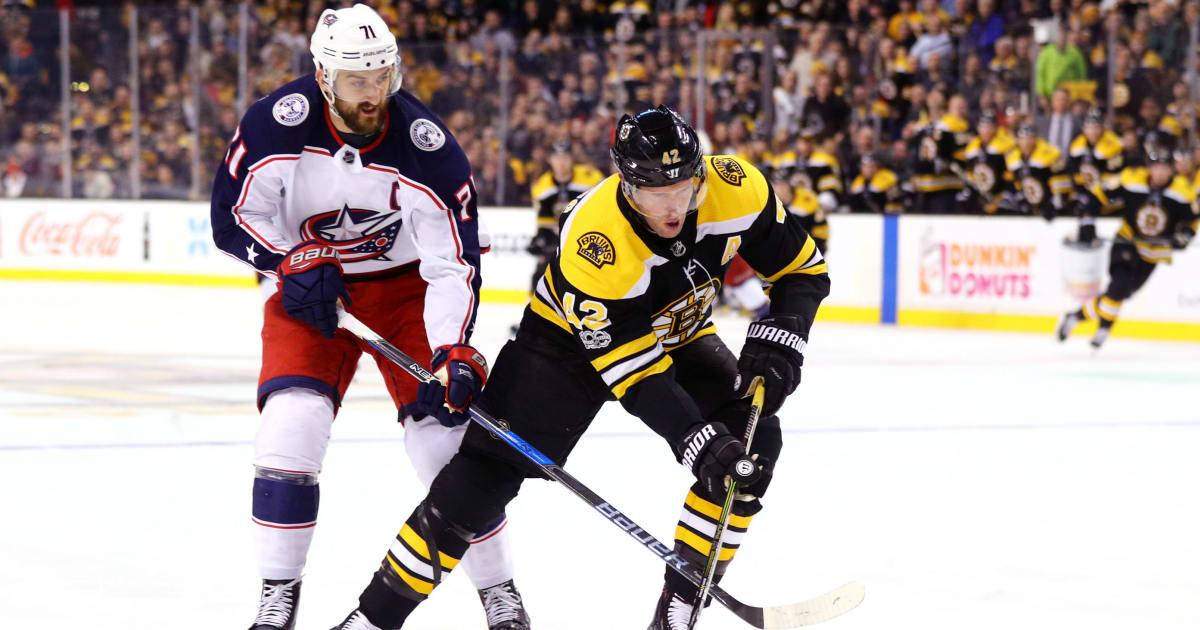 Bruins vs Blue Jackets NHL Live Stream Reddit for Game 1 ...Bruins Reddit