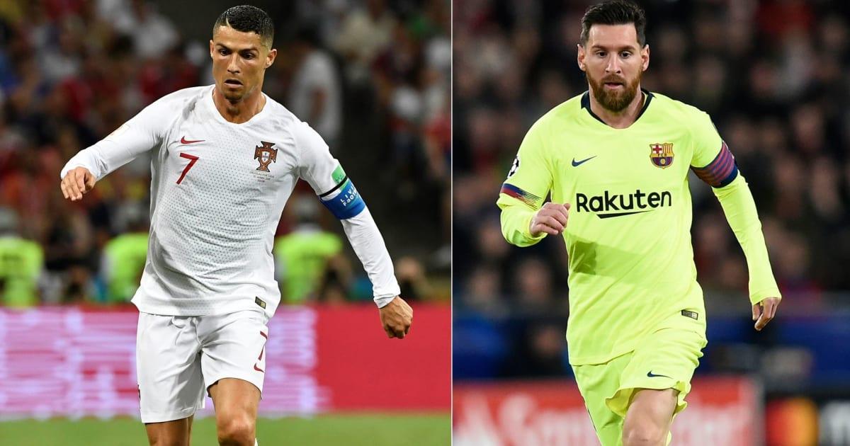 Jose Mourinho Believes Neither Cristiano Ronaldo Nor Lionel Messi Can Top Ronaldo Nazario's Genius 1