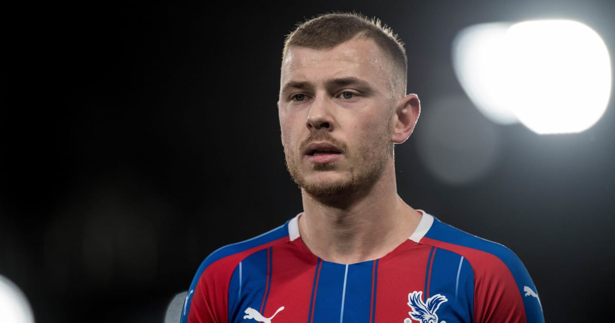 Crystal Palace Midfielder Max Mayer Coy on Rumours About His Future