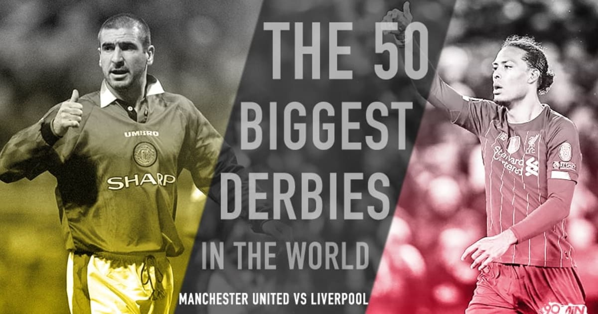 Manchester United vs Liverpool: The North-West Derby That Defines English Football