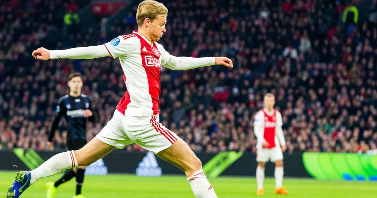Manchester City Pulled out of Signing Frenkie de Jong due to two Reasons, Claims a Report