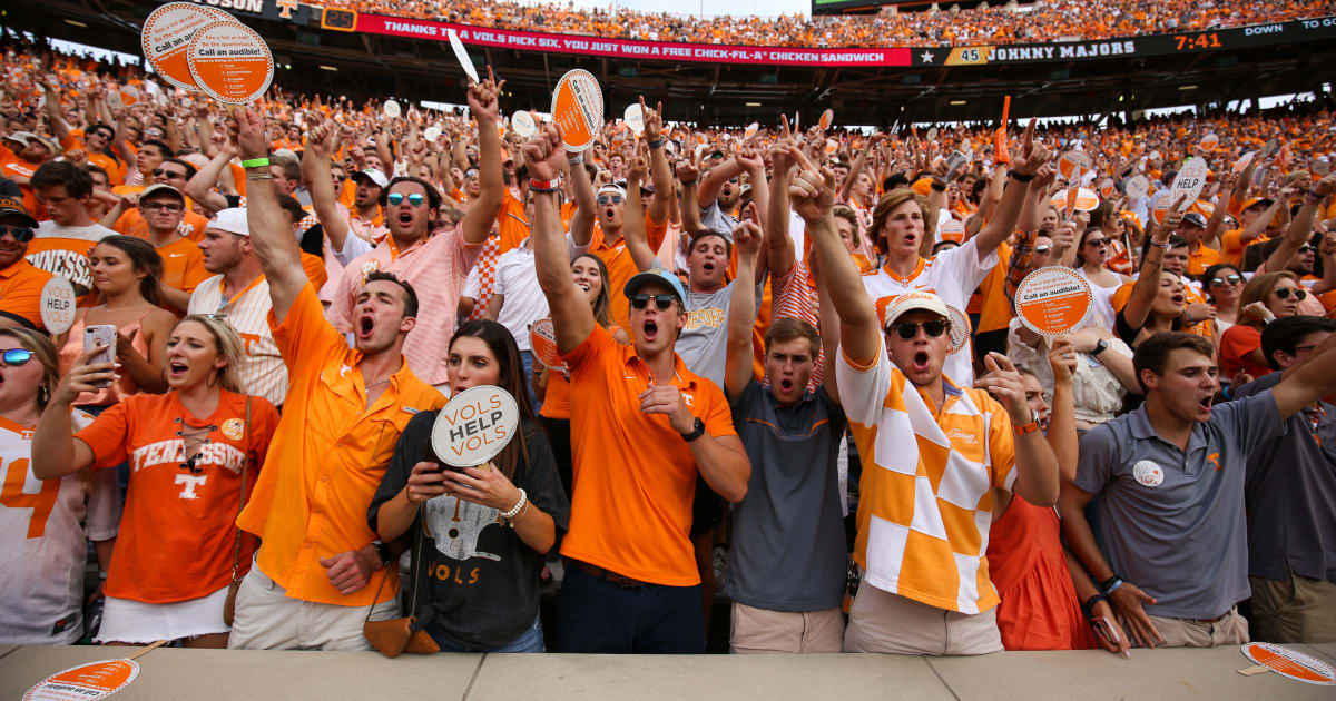 Tennessee Vols Offering Free Football Tickets to Hurricane ...