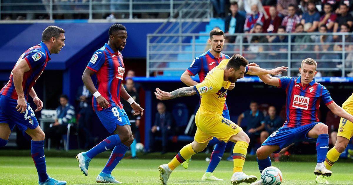 Barcelona vs. Eibar | Cuándo juegan, canal de TV ...