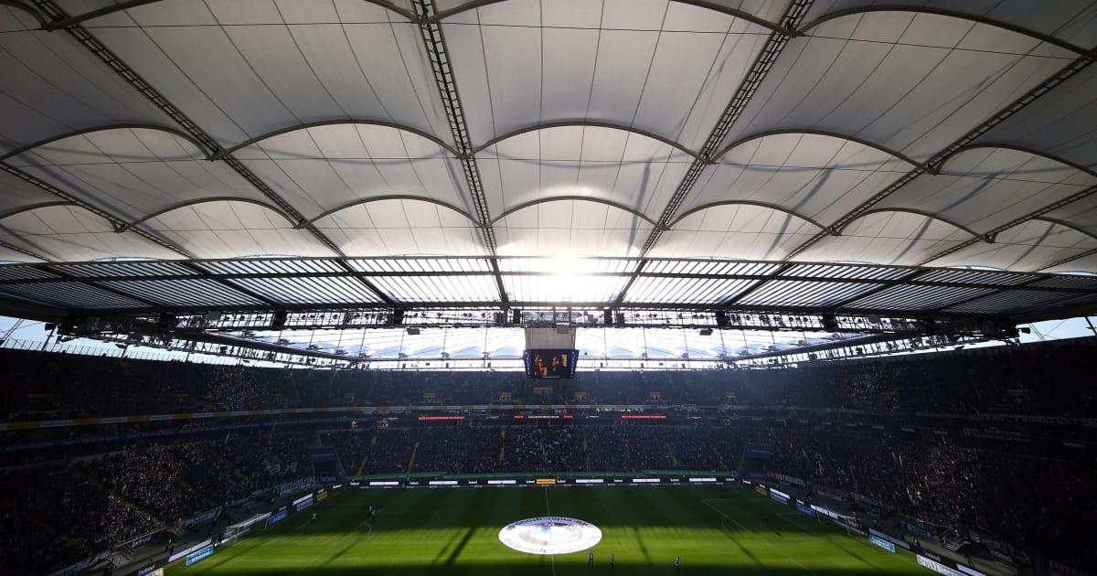 Inter Vs Frankfurt: SUSUNAN PEMAIN: Eintracht Frankfurt Vs Inter Milan