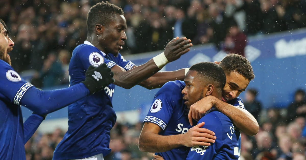 Picking the Best Potential Everton Lineup to Face Southampton in the Premier League on Saturday