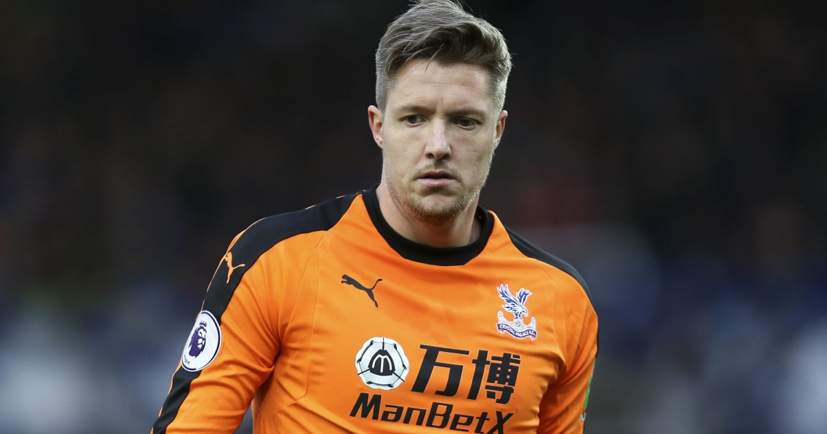 Roy Hodgson Backs Wayne Hennessey as Fans Blast Crystal Palace Goalkeeper's FA Cup Performance