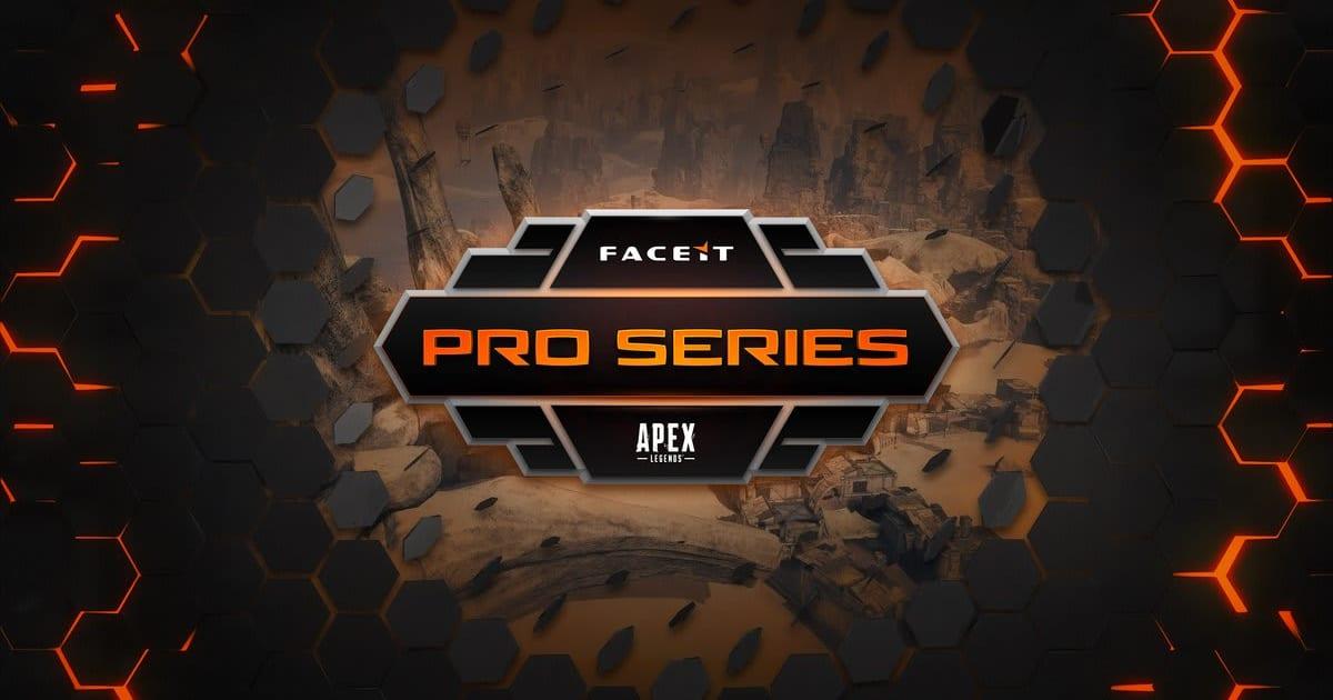 Début du tournoi FACEIT Apex Legends 1