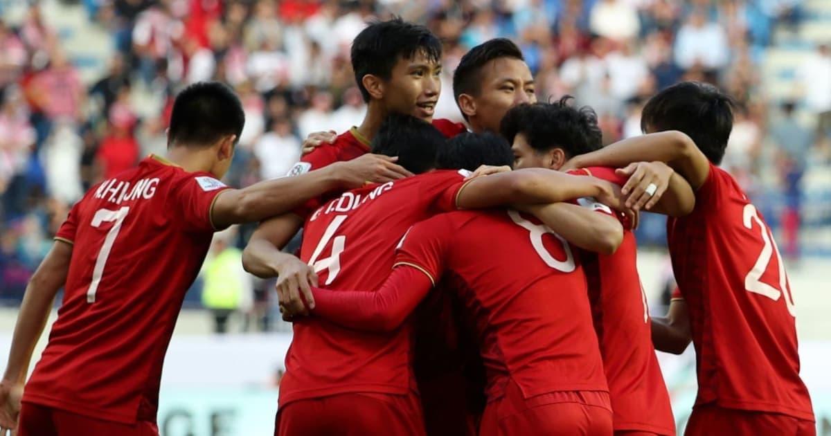 AFC dùng tuyển Việt Nam làm ví dụ cho cả châu Á