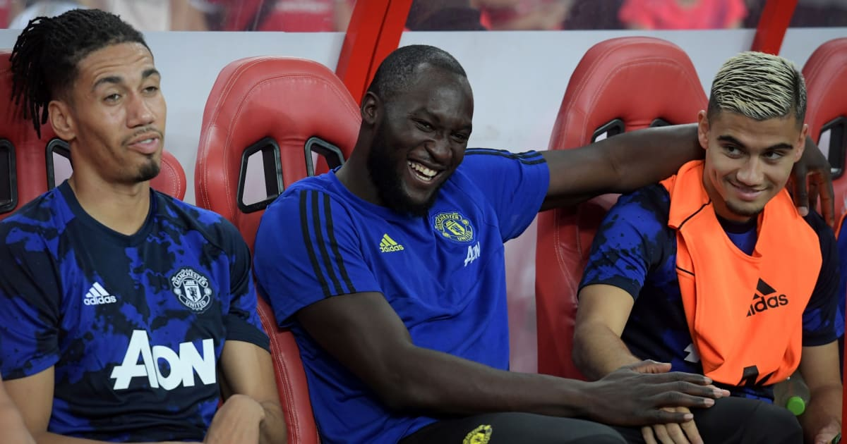 Antonio Conte Remains Confident That Inter Will Sign Romelu Lukaku Before Transfer Window Closes 1