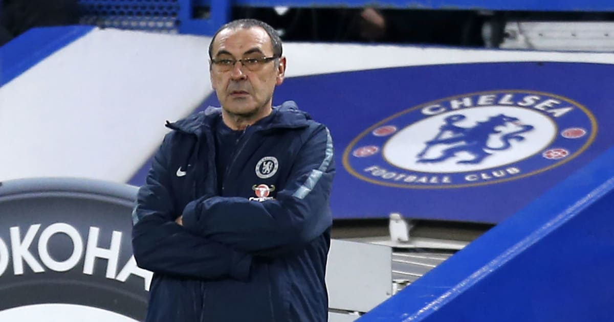 Maurizio Sarri Admits Chelsea Players Aren't Grasping Tactics After FA Cup Exit to Manchester United