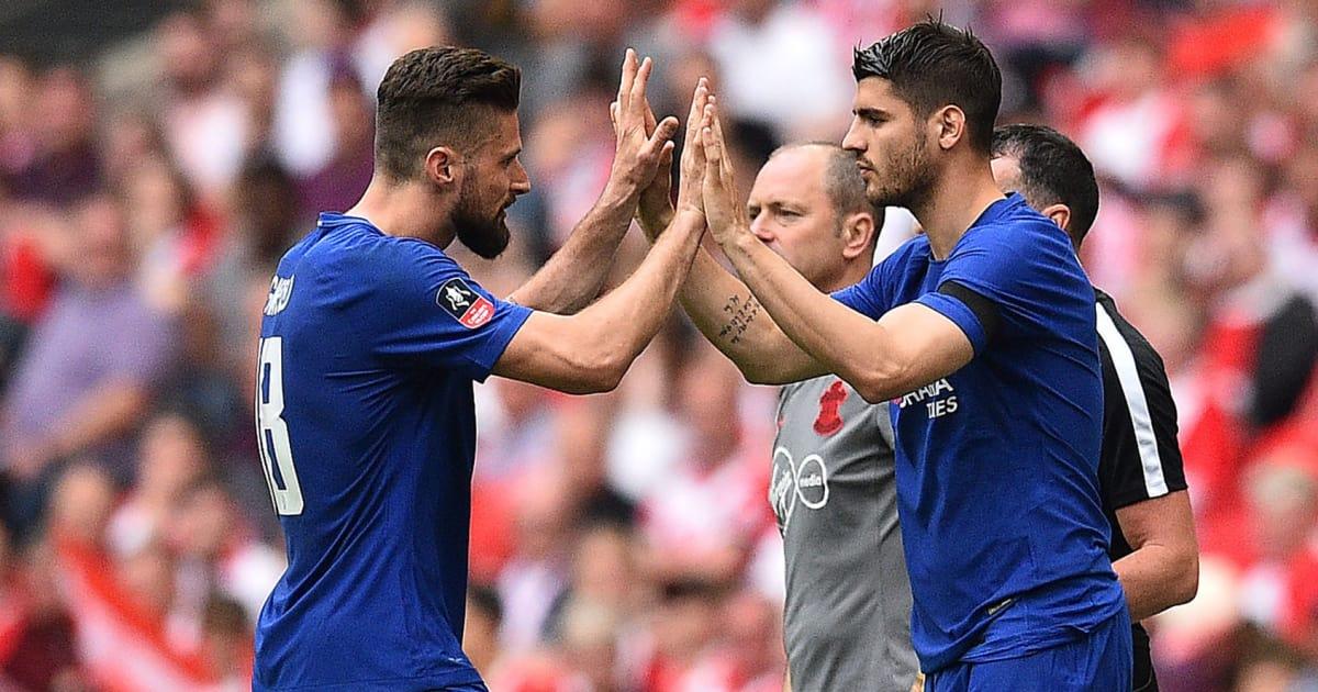 Chelsea chính thức đón thêm tiền đạo dù chưa bán Morata