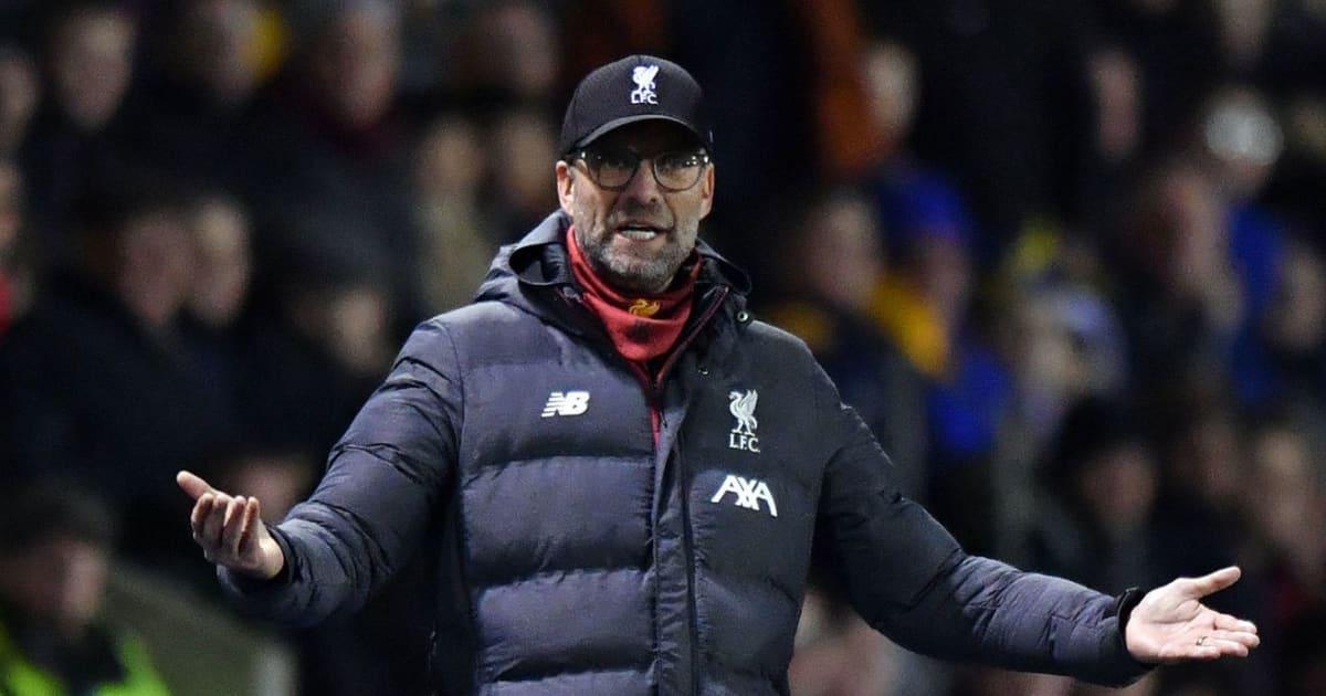 Jurgen Klopp Insists Liverpool Must 'Take A Stand' Over FA