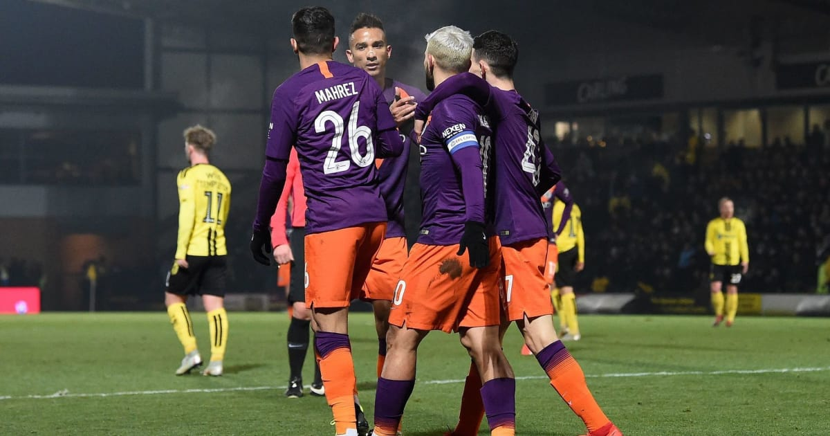 Burton 0-1 Man City: Report Ratings & Reaction as the Citizens Cruise Through to the EFL Cup Final