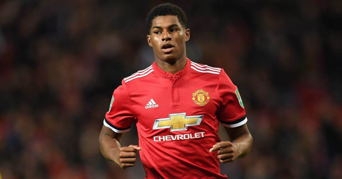 Manchester United Confirm Marcus Rashford Will Wear Iconic Number 10 Shirt This Season 90min