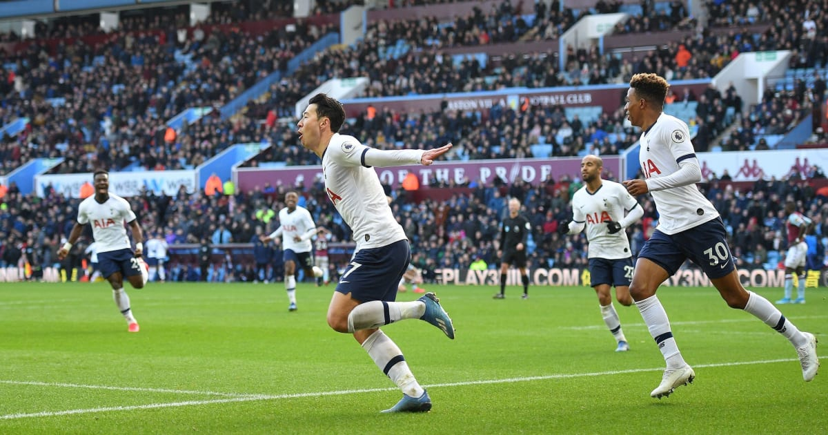 Tottenham Finally Look Formidable Up Top in Harry Kane's Absence