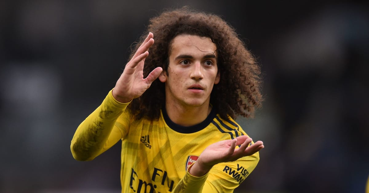 Mattéo Guendouzi's 'Heated Row' With Mikel Arteta Led to Omission From Arsenal Squad