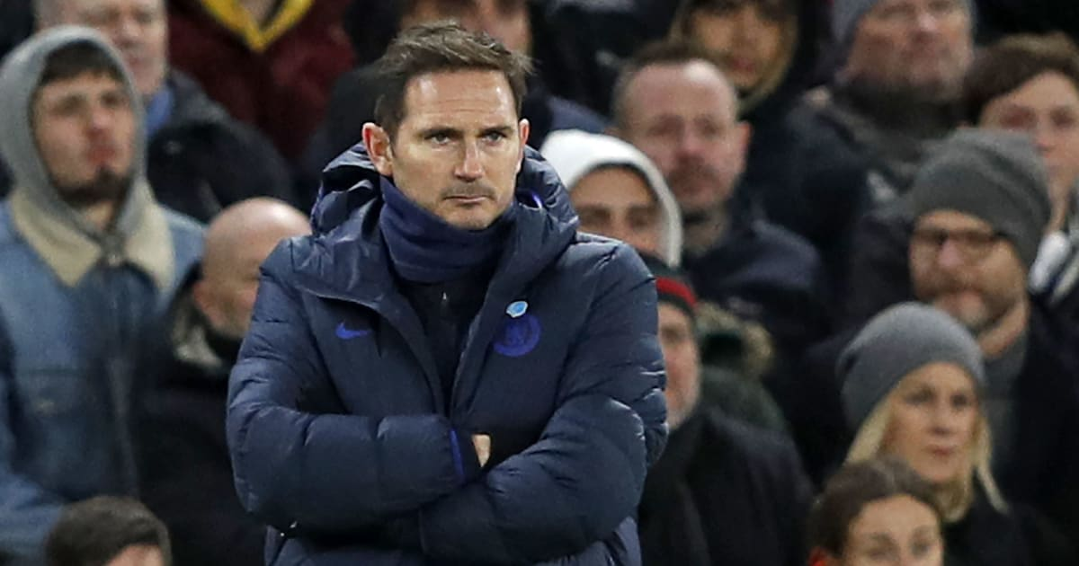Frank Lampard: What's Going On, Buddy?