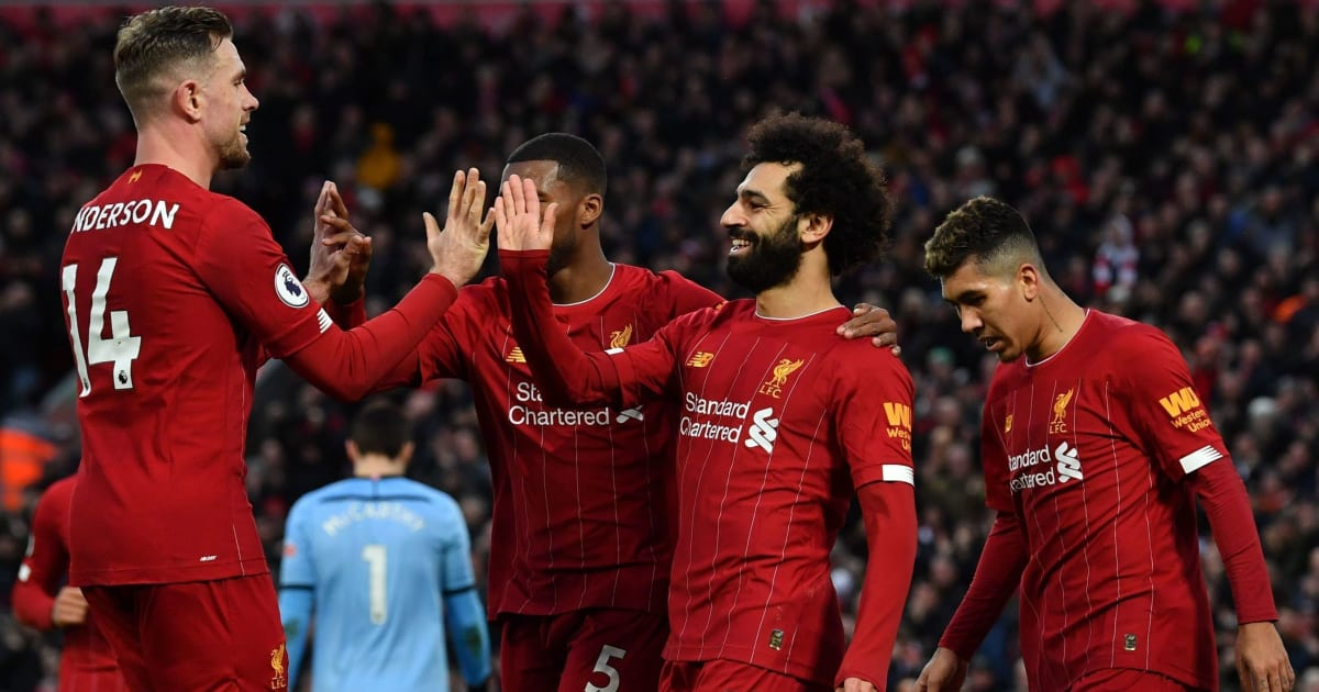 Everything We Know About Liverpool S New Nike Home Away Third Kits For 2020 21 90min