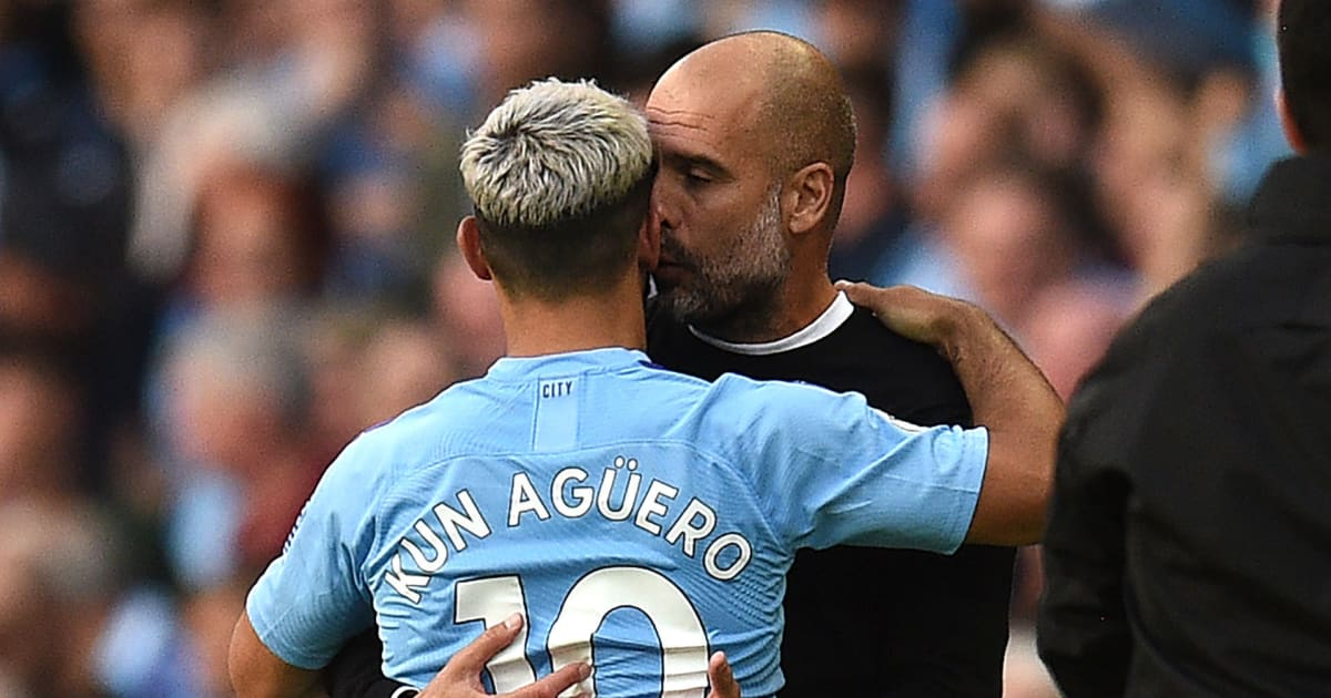 New Book on Man City Reveals That Sergio Aguero Learnt Pep Guardiola's Style of Play Over Dinner 1