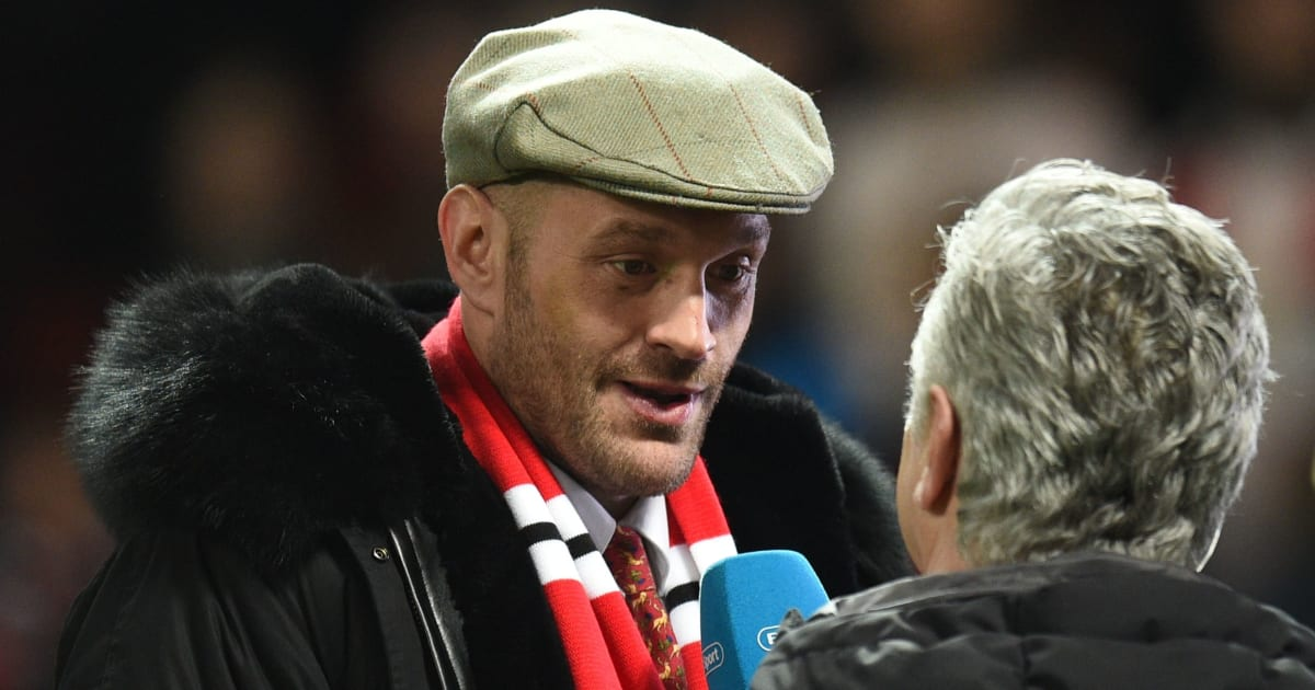 Ole Gunnar Solskjaer Invites Tyson Fury to Give Talk to Manchester United Players
