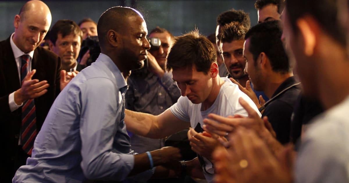 FC Barcelone : Lionel Messi et Eric Abidal voulaient en découdre avec les mains