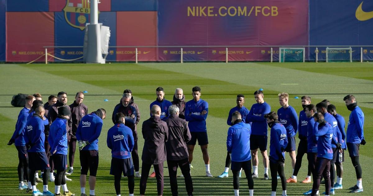 Prediksi Lineup Barcelona vs UD Ibiza - Copa del Rey   90min