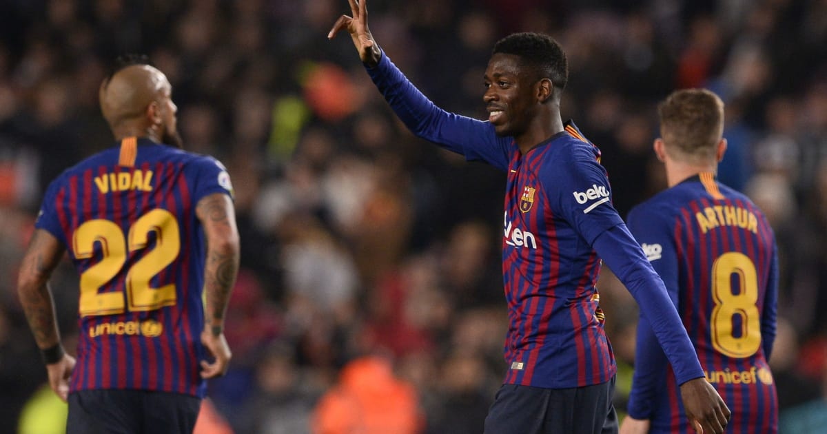 Barcelona 3-0 Levante: Report, Ratings & Reaction as Blaugrana Ease Through to Copa del Rey Quarters