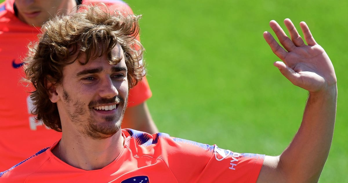 Antoine Griezmann Move to Barcelona Confirmed by Atletico