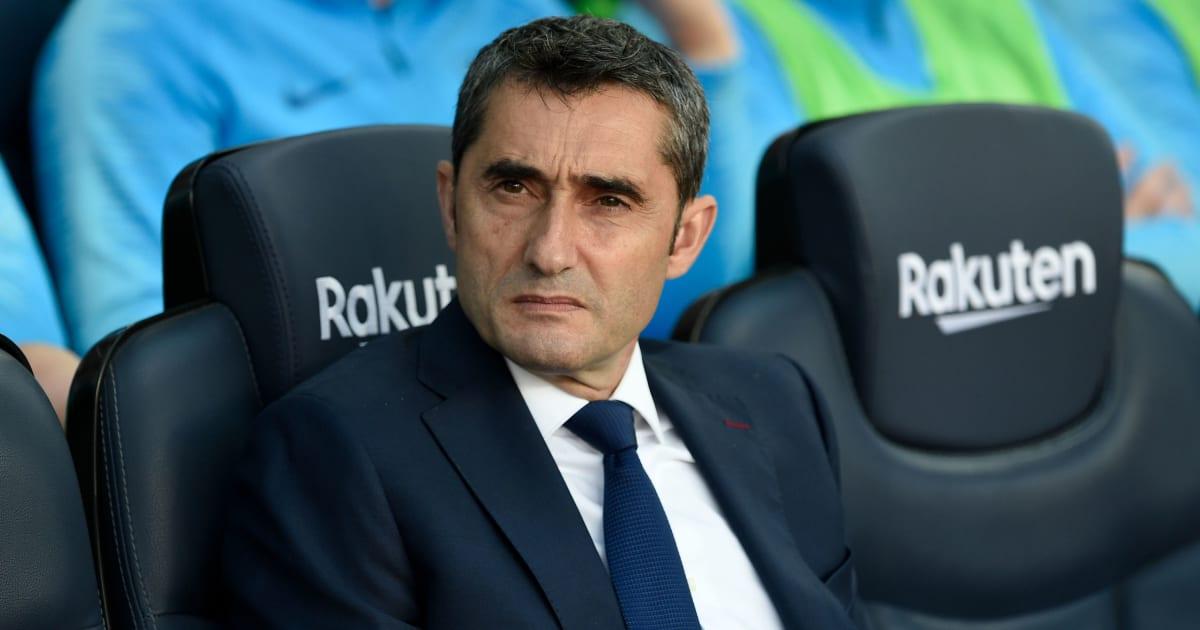 XONG! BLĐ Barca CHÍNH THỨC xác nhận tương lai HLV Valverde