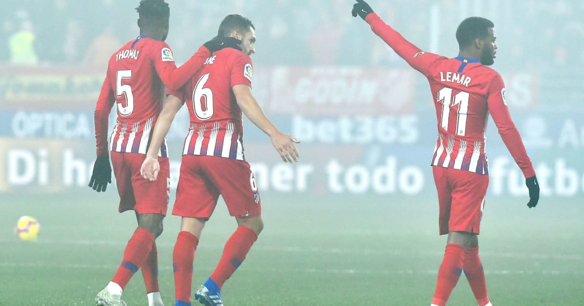 Huesca 0-3 Atletico Madrid: Report, Ratings & Reaction as Atleti Ease to Simple Victory