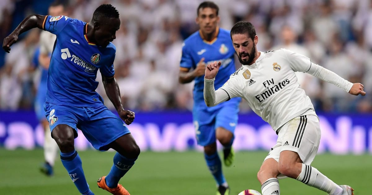 Getafe Vs Real Madrid: Prediksi Lineup Real Madrid Vs Getafe - La Liga