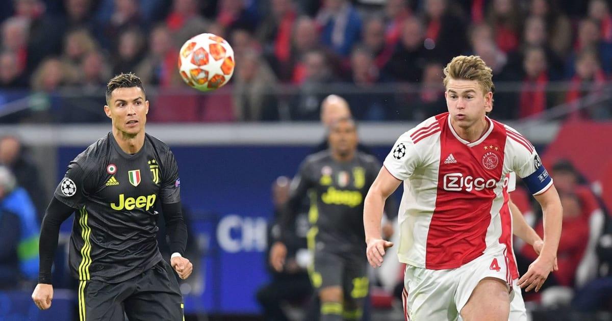 Prediksi Lineup Juventus vs Ajax - Champions League | 90min