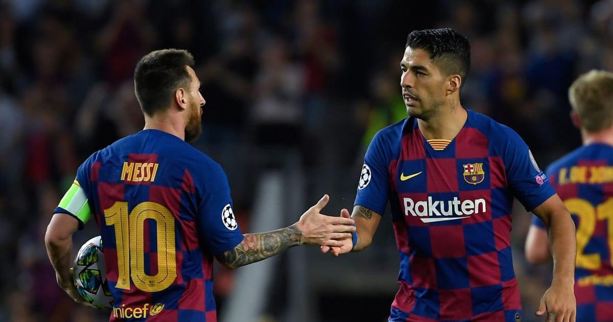 VÍDEO | La magnífica declaración de amistad de Luis Suárez a Leo Messi - 90min
