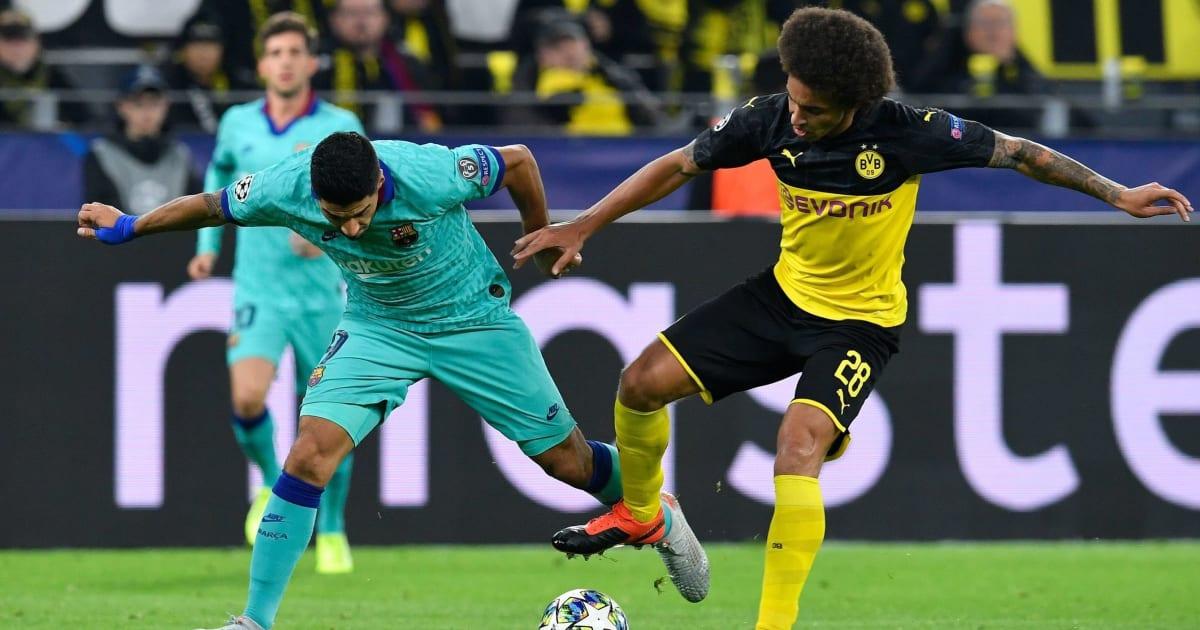 Dortmund Barcelona