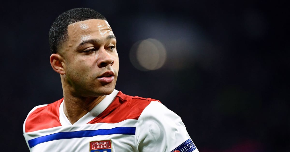 Memphis Depay Targeted By Liverpool As They Prepare A