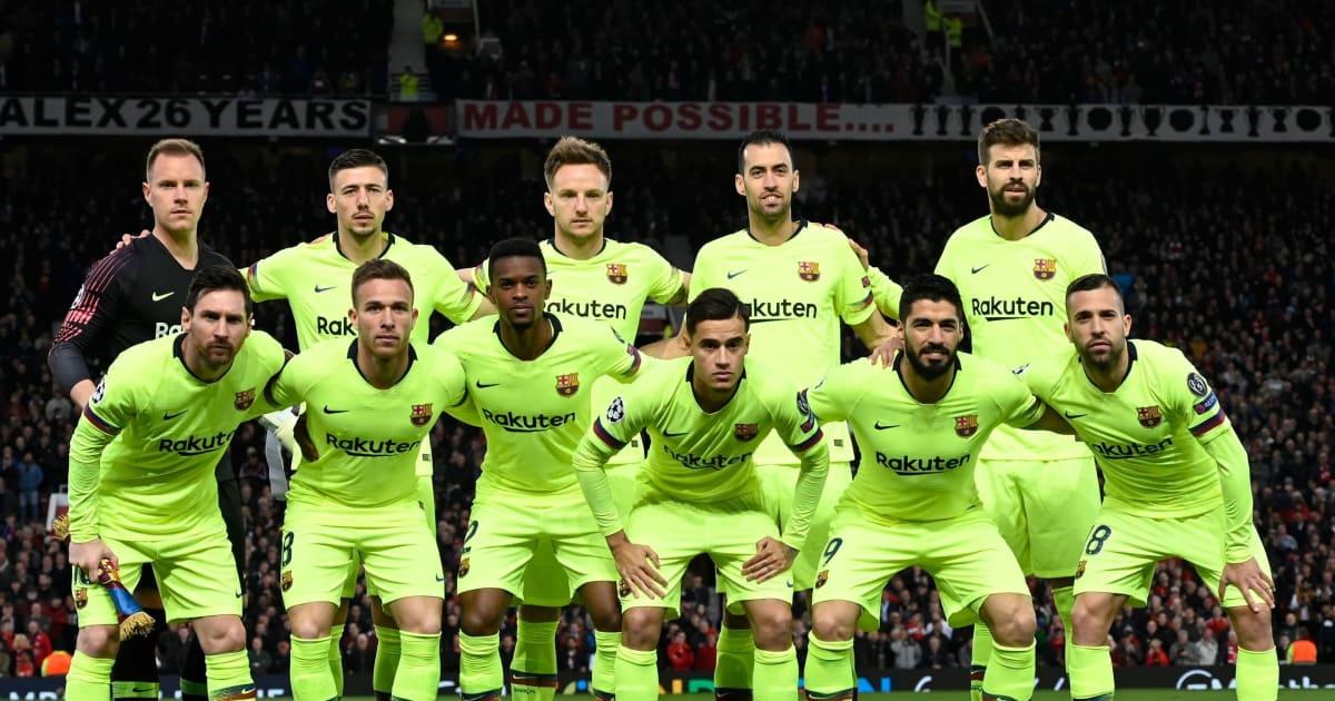 barcelona vs man united - photo #39