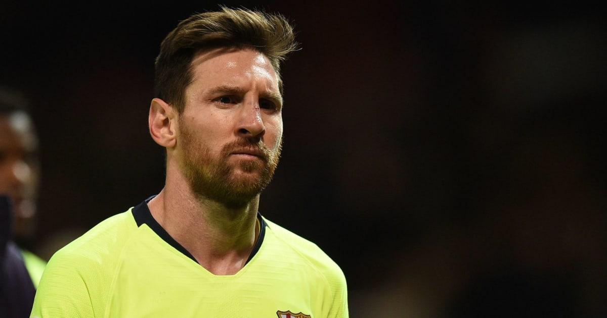 Man United có thể đón 'khắc tinh của Messi' trở lại ở lượt về tứ kết UCL